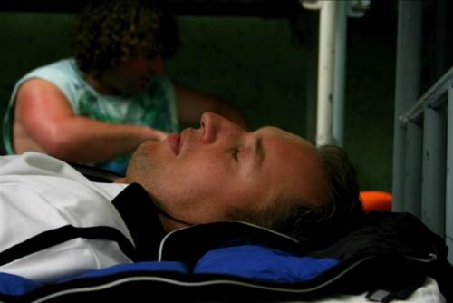 """José María duerme"" photo by juanpol"